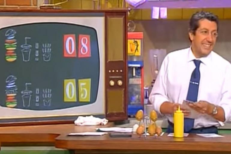 """Alain Chabat présentera """"Burger Quiz"""" sur TMC"""