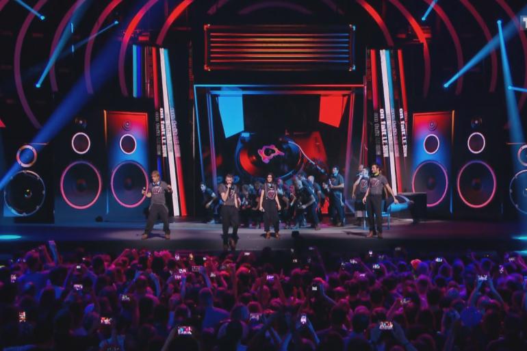 """""""Musique !"""", le spectacle des Enfoirés 2018 était diffusé le 9 mars sur RTL et TF1"""