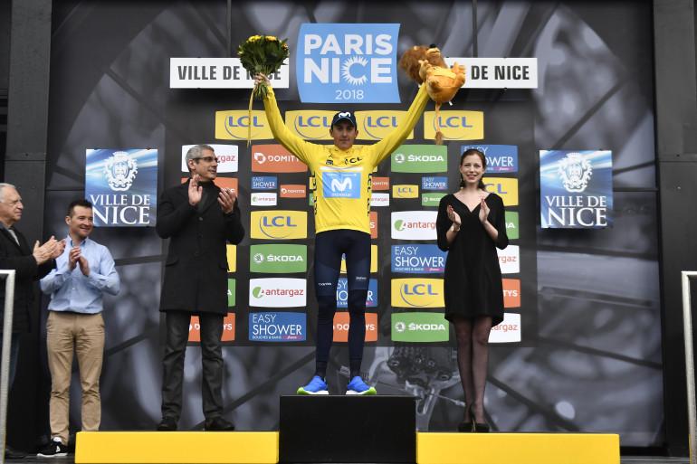 Marc Soler (Movistar) a remporté dimanche, à l'âge de 24 ans, la 76e édition de Paris-Nice