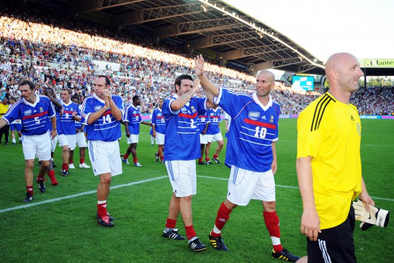 Fabien Barthez, Zoinédione Zidane, Vincent Candela, Alain Boghossian, Laurent Blanc... Ils seront tous là, comme le 8 août 2010 à Nantes