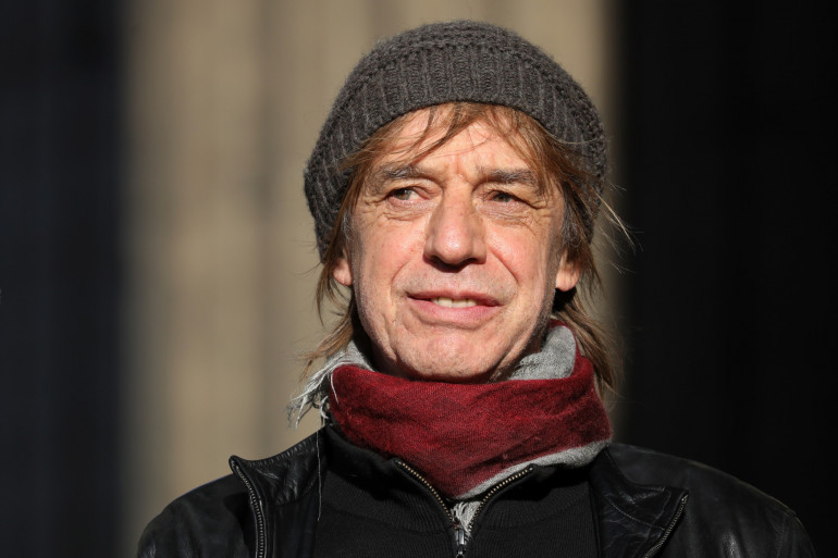 Jean-Louis Aubert, le 9 décembre 2017