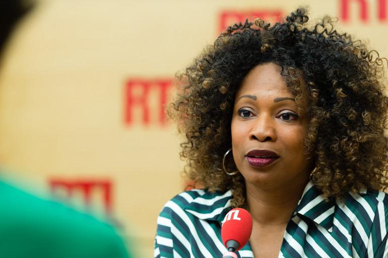 Laura Flessel était l'invitée de RTL Matin le 15 mars 2018