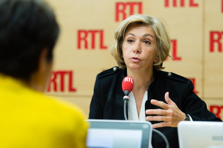 Valérie Pécresse, invitée de RTL le 16 mars 2018