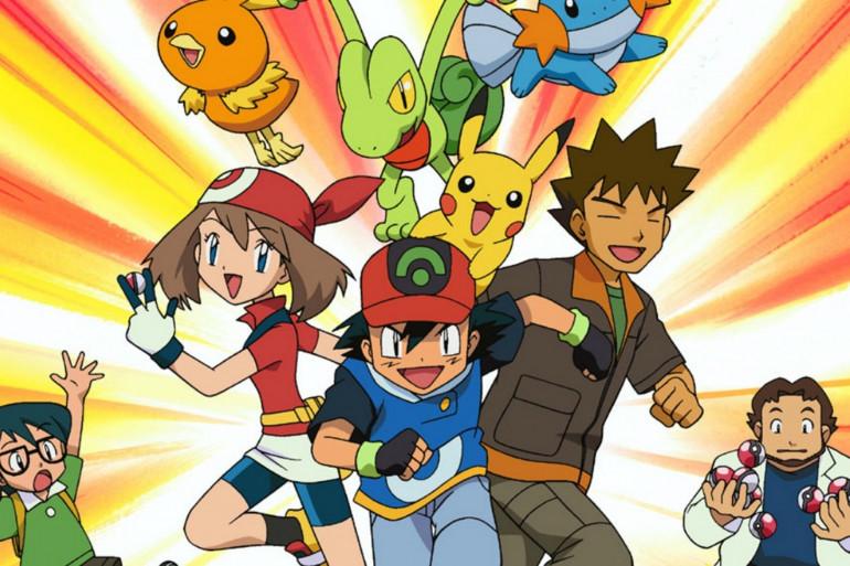 Les Pokemon ont marqué plusieurs générations