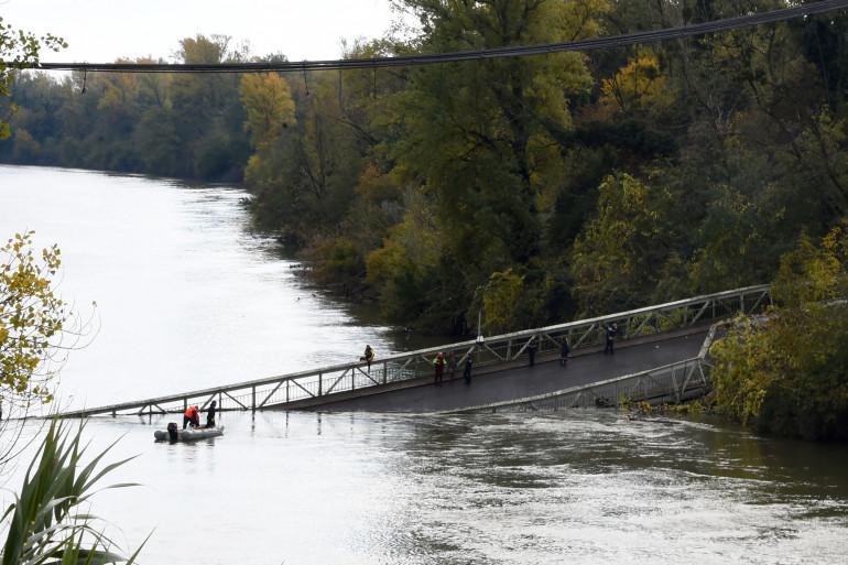 Accident en Haute-Garonne : le pont n'était pas considéré comme sensible.