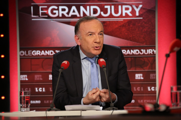 """Pierre Gattaz au """"Grand Jury RTL, Le Figaro, LCI"""""""