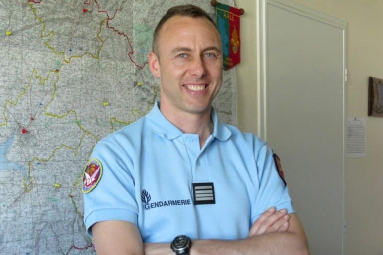 Le lieutenant-colonel Arnaud Beltrame est décédé après la prise d'otages de Trèbes