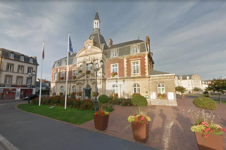 Hôtel de ville de Cabourg