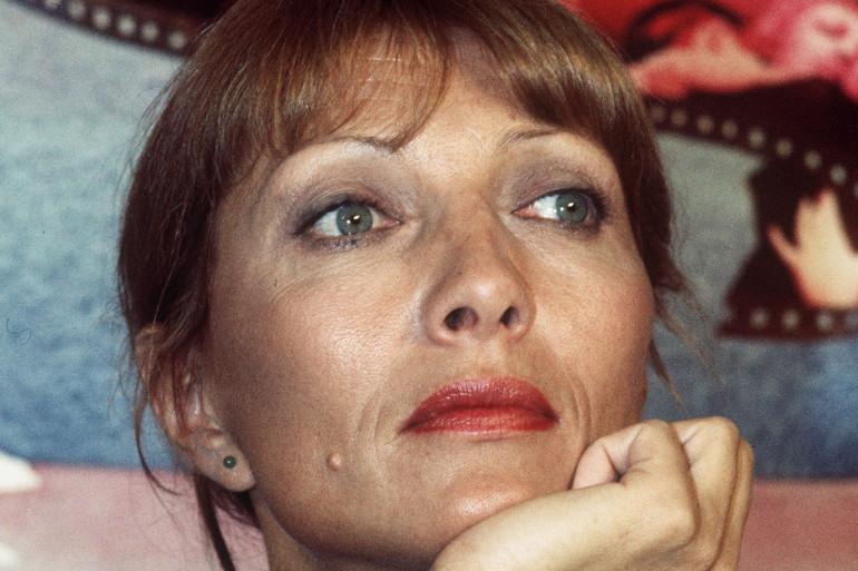L'actrice Stéphane Audran, ici en 1978 au festival de Cannes, est décédée mardi 27 mars 2018