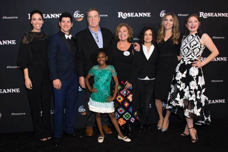 """Les acteurs de la nouvelle saison de la série """"Roseanne"""""""
