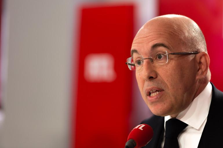 Éric Ciotti était l'invité de RTL Matin le 28 mars 2018