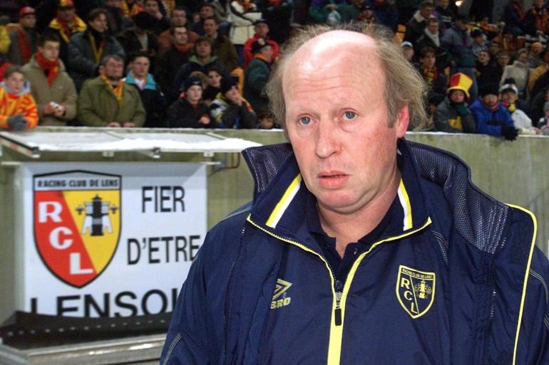 Daniel Leclerc à Lens le 13 février 1999