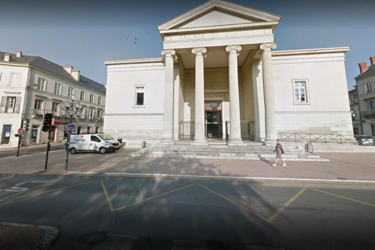 Le tribunal correctionnel de Périgueux, en Dordogne.