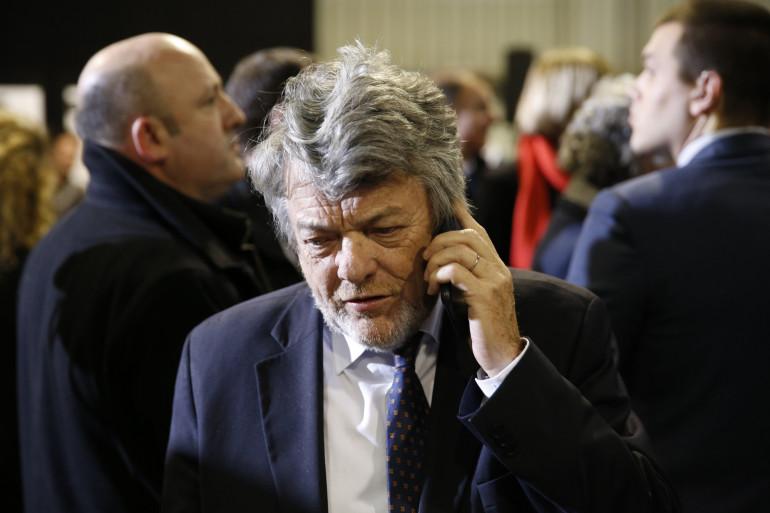 L'ancien ministre Jean-Louis Borloo, le 22 janvier 2018