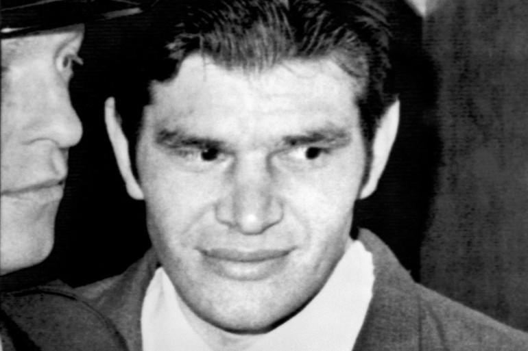 Michel Cardon, l'un des plus anciens détenus de France (ici en 1979), va être libéré après 40 ans de détention le 1er juin 2018