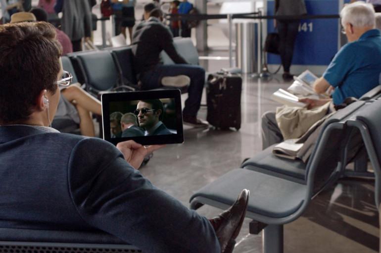 Les Européens peuvent profiter de leurs abonnements Netflix lors de séjours temporaires au sein de l'UE.