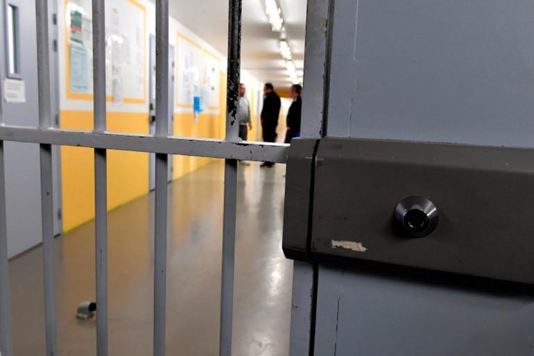 Une prison (Illustration)
