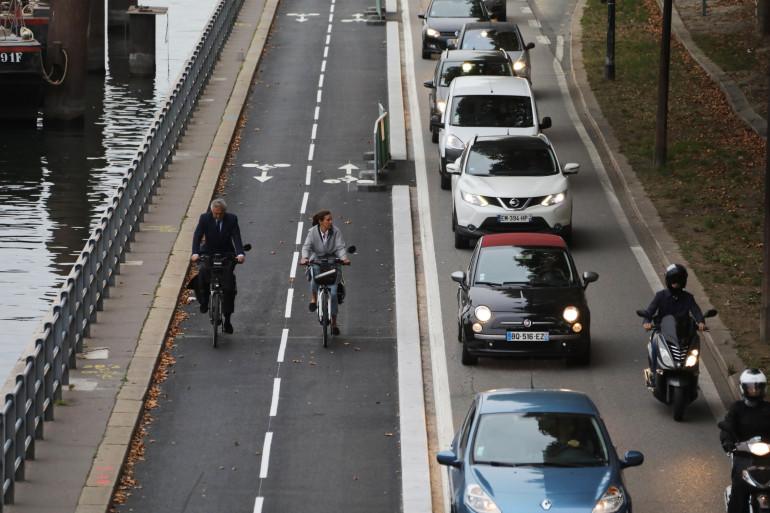 Circuler à vélo dans les villes françaises n'est ni sécurisé ni confortable, selon le baromètre des villes cyclables 2017