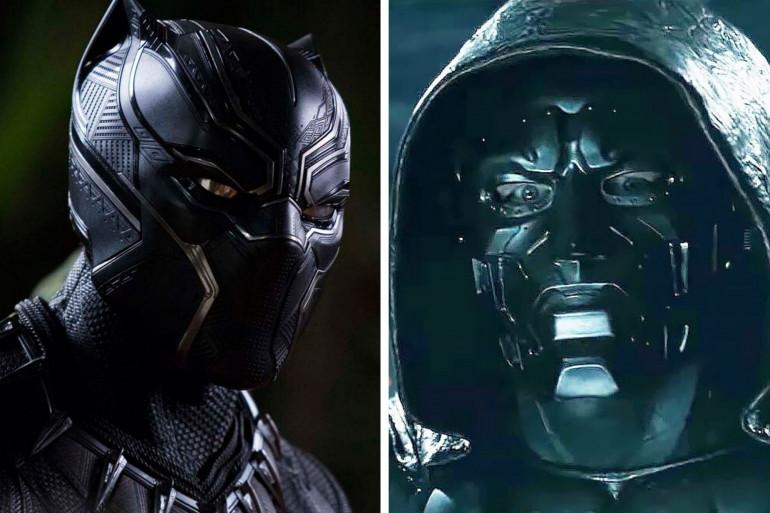 """Docteur Fatalis serait l'un des méchants de """"Black Panther 2"""""""