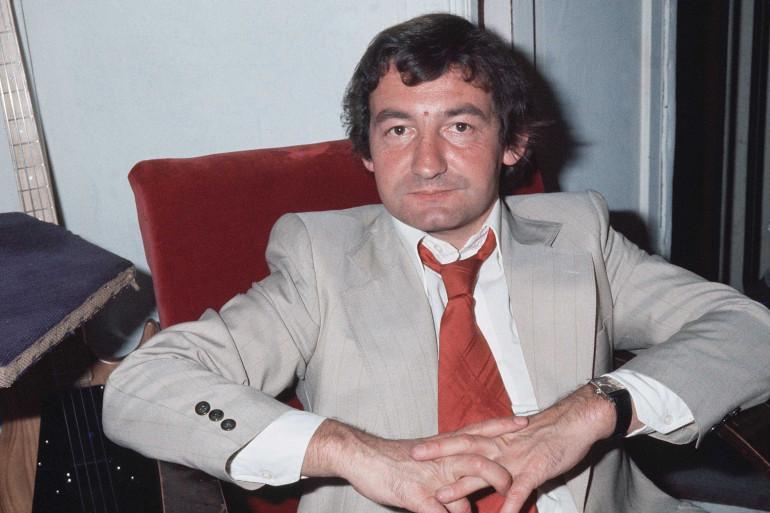 L'humoriste Pierre Desproges