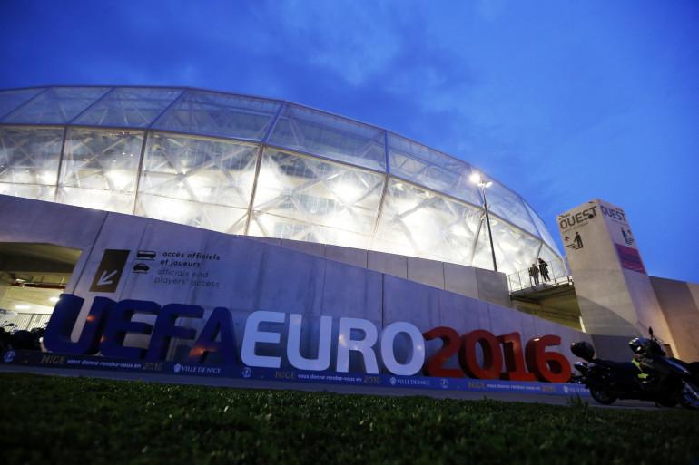 L'Allianz Riviera a accueilli des matchs de l'Euro 2016