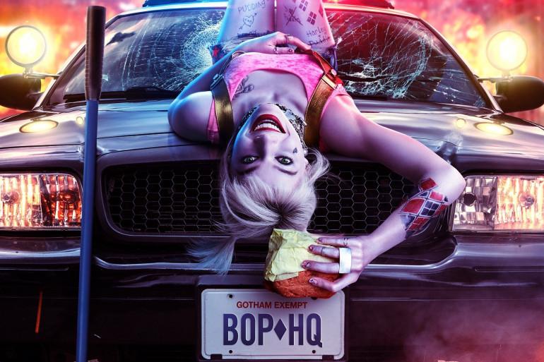 Harley Quinn reprend du service en février 2020