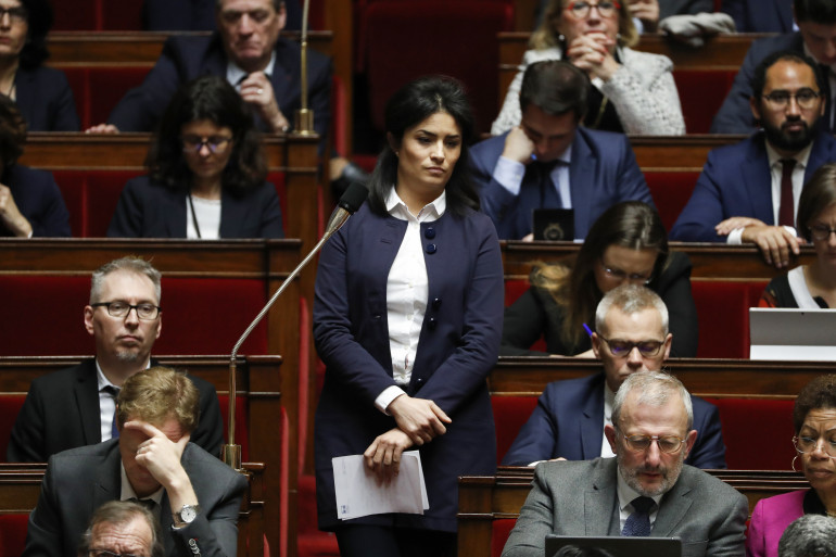 """La députée Sonia Krimi fait partie des députés REM déjà qualifiés de """"frondeurs"""""""