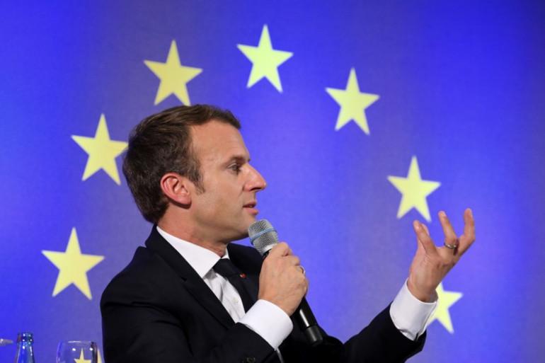 Le journal de 12h30 : Macron veut réinventer le modèle européen