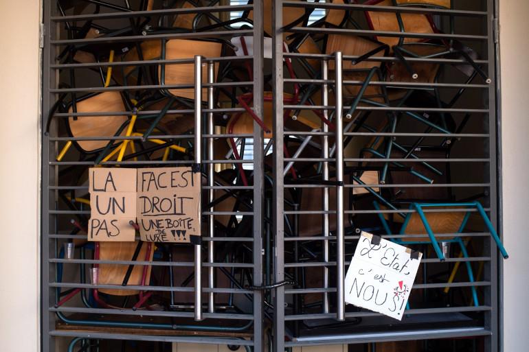 Le mouvement de blocage des universités s'étend