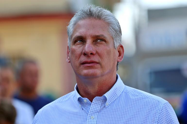 Manuel Diaz-Canel, est le nouveau président cubain.