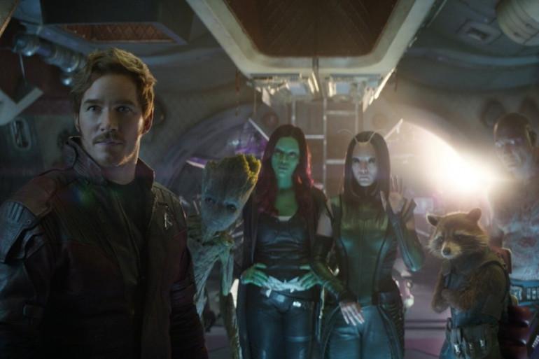 """""""Avengers : Infinity War"""" est 19e film Marvel"""