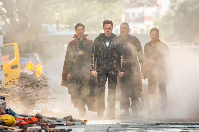 """""""Avengers : Infinity War"""" est en salles le 25 avril"""