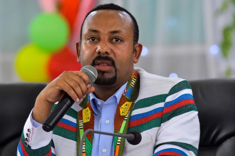 Le Premier ministre éthiopien Abiy Ahmed, en septembre 2019