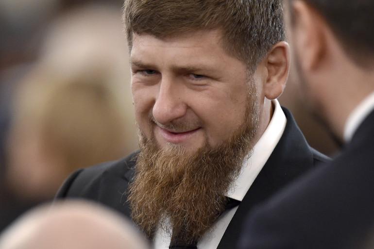 Le président tchétchène Ramzan Kadyrov
