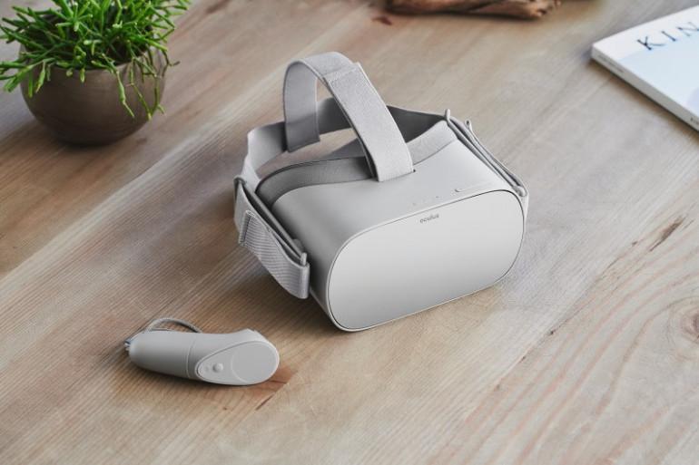 Facebook veut démocratiser la réalité virtuelle avec l'Oculus Go