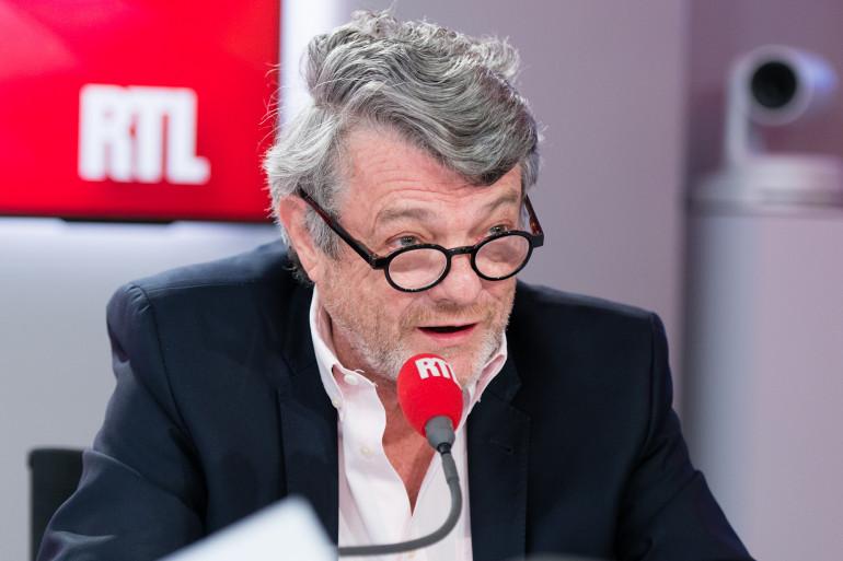 Jean-Louis Borloo, invité de RTL le 2 mai 2018.