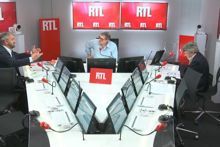 Banlieues : Alexis Corbière (LFI) et Jean-Louis Borloo ont échangé sur RTL le 2 mai 2018