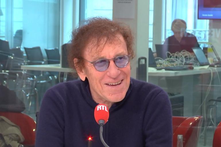 Alain Souchon, invité de RTL le 17 octobre 2019