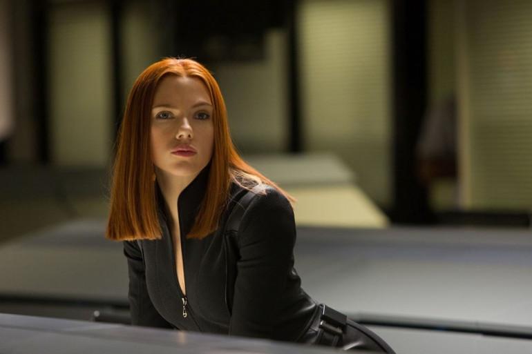 Scarlett Johansson dans le rôle de la Veuve Noire