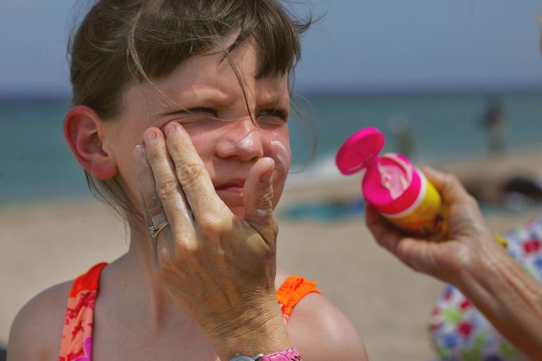 Certains composants chimiques présents dans les crèmes solaires détruisent les coraux