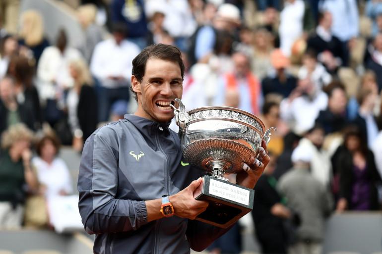 Après une année faste où il a notamment remporté son 12ème titre à Roland Garros, Rafael Nadal s'est marié à Majorque.