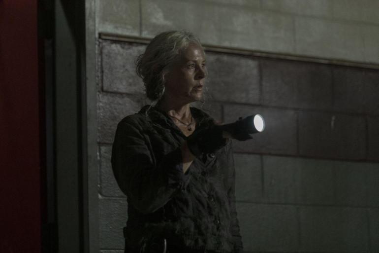 """Carol face à ses cauchemars dans """"The Walking Dead"""""""