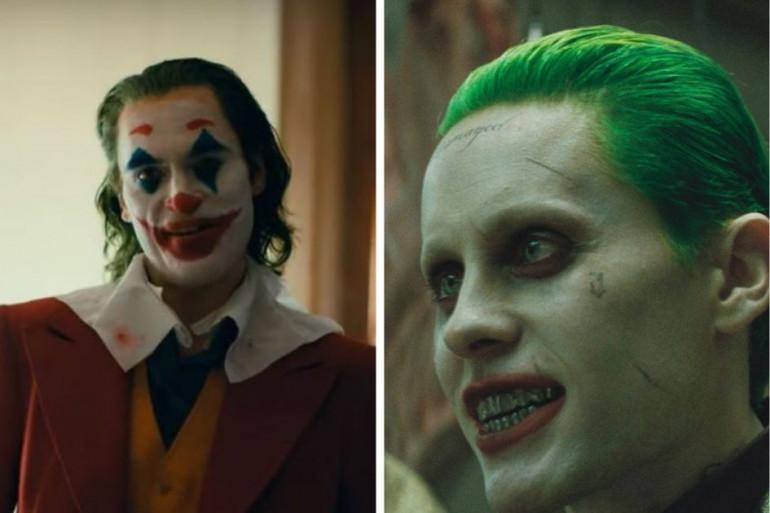 Joaquin Phoenix et Jared Leto, deux Joker au cinéma