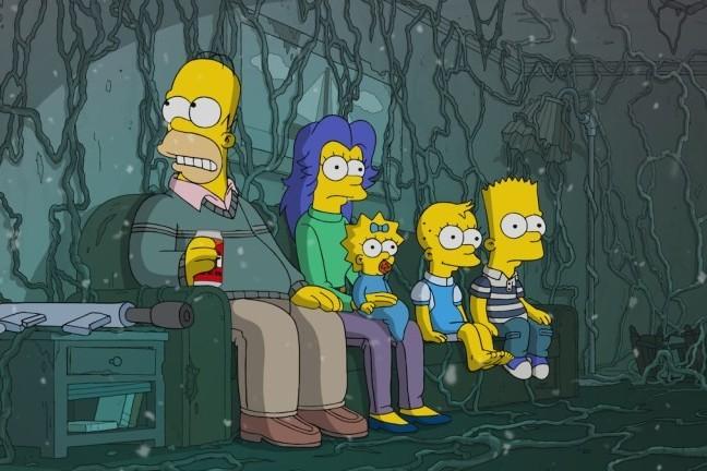 """Le 666ème épisode des """"Simpson"""""""