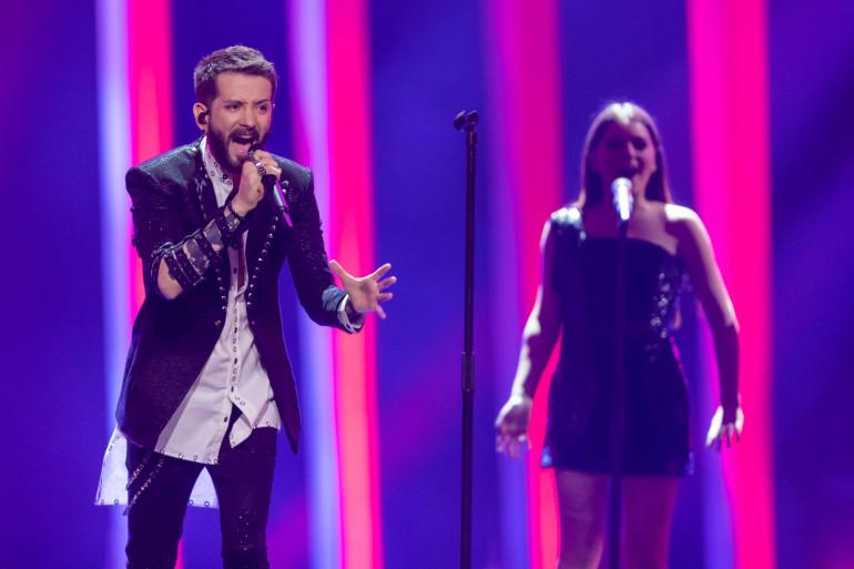 Eugent Bushpepa (Albanie) est qualifié pour la finale de l'Eurovision 2018
