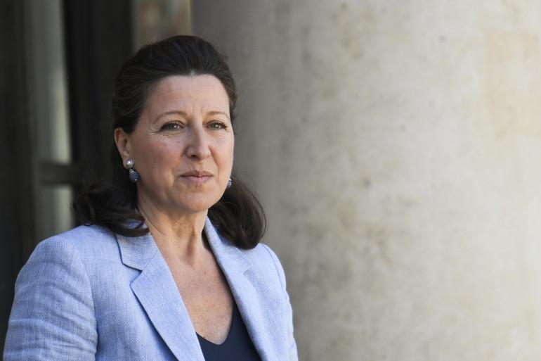 Agnès Buzyn, ministre de la Santé, à Paris, le 27 avril 2018