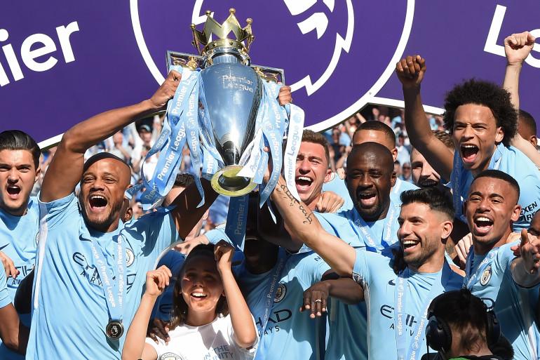 Angleterre : Manchester City bat tous les records en Premier League