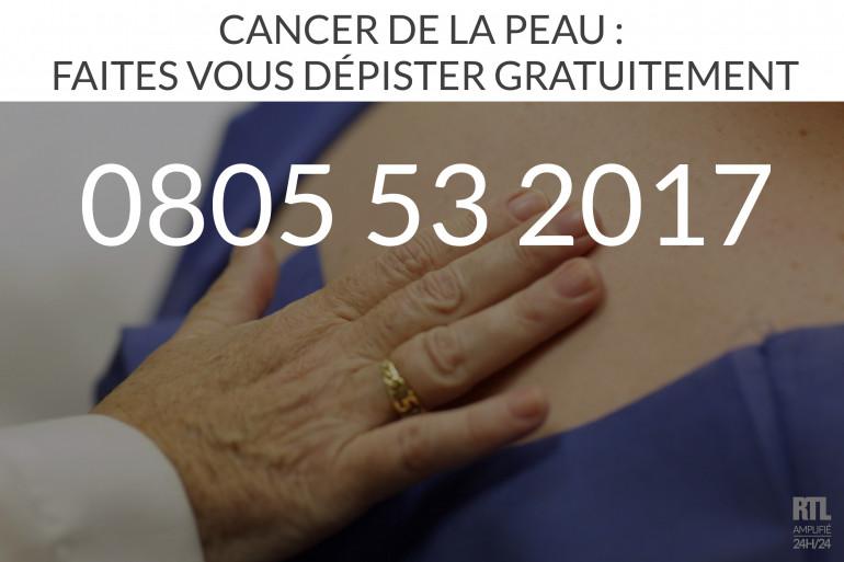 Les cancers de la peau ont été multipliés par plus de trois entre 1980 et 2012.