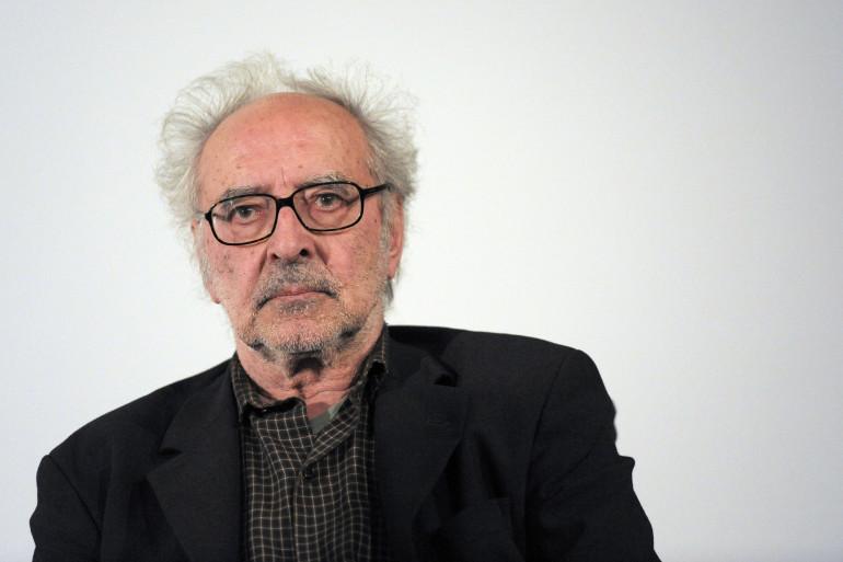 Jean-Luc Godard est en lice pour la Palme d'or au Festival de Cannes 2018
