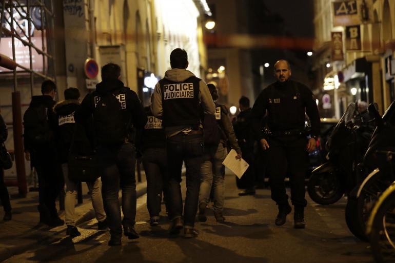 Un homme a tué une personne dans le centre de Paris, lors d'un attentat revendiqué par Daesh, le 12 mai 2018